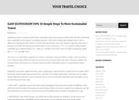 yourtravelchoice.org