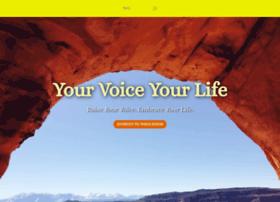 yourvoiceyourlife.com