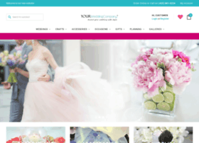 yourweddingcompany.com