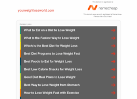 yourweightlossworld.com