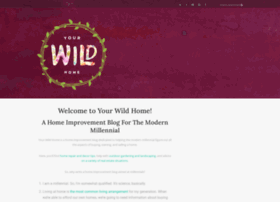 yourwildhome.com