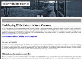 yourwildlifestories.com