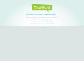 yourword.com