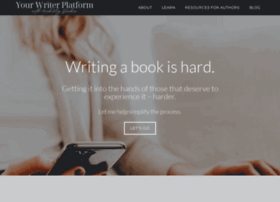 yourwriterplatform.com
