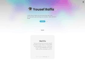 yousef.raffah.com
