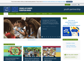 youth-partnership-eu.coe.int