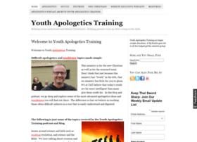 youthapologeticstraining.com