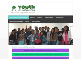 youthasresources.org