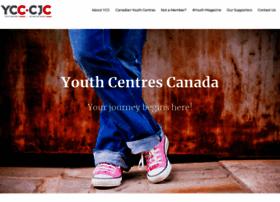 youthcentrescanada.com
