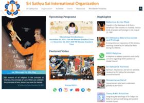 youthfest.sathyasai.org