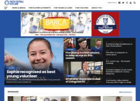 youthfootballscotland.co.uk