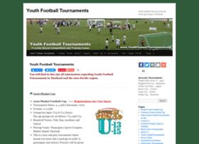 youthfootballtournaments.org