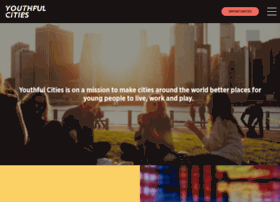 youthfulcities.com