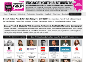 youthmarketingconference.com