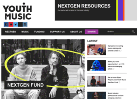 youthmusic.org.uk