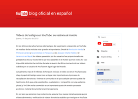 youtube-espanol.blogspot.com