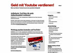 youtubegeldverdienen.wordpress.com