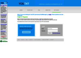 youtxt.co.nz