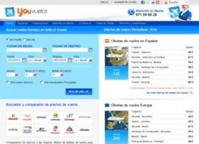 youvuelos.com