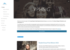 yphsig.org.uk