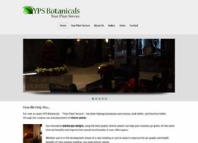 ypsbotanicals.com