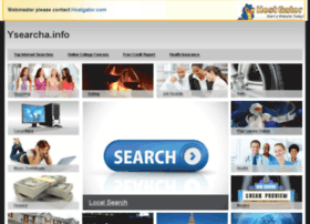 ysearcha.info