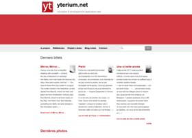 yterium.com