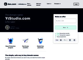ytstudio.com
