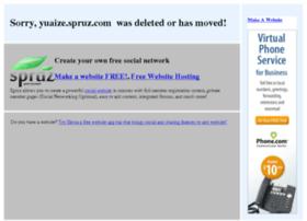 yuaize.spruz.com