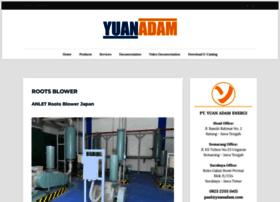 yuanadam.com