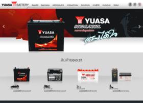 yuasathai.com