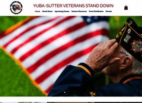 yubasutterveteransstanddown.org