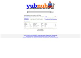 yubnub.org