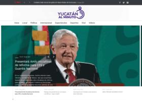 yucatanalminuto.com