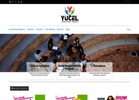 yucelkulturvakfi.org