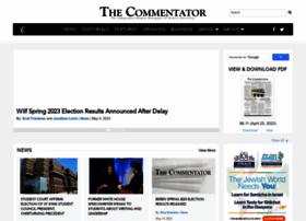 yucommentator.org
