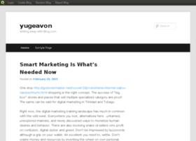 yugeavon.blog.com