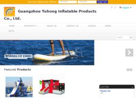 yuhonginflatables.com