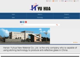 yuhuasolar.com
