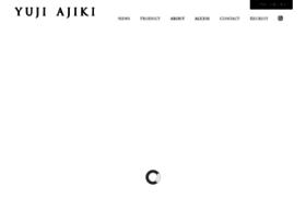 yuji-ajiki.com
