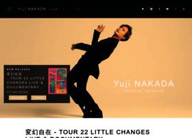 yujinakada.com