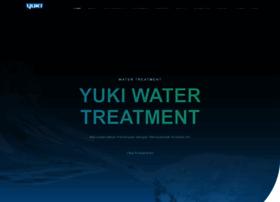 yukiwaterfilter.com