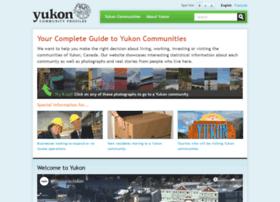 yukoncommunities.yk.ca