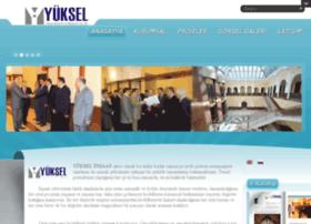 yuksel-insaat.com