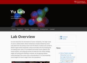 yulab.usc.edu
