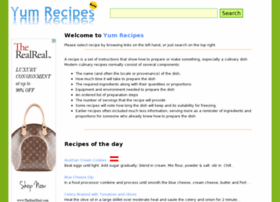 yum-recipes.com