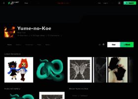 yume-no-koe.deviantart.com