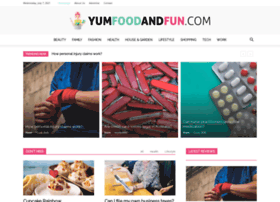 yumfoodandfun.com
