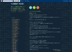 yummy-raw.blogspot.com