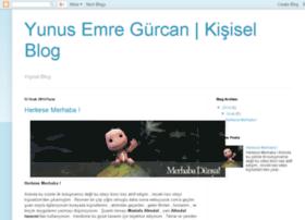 yunusemregurcan.blogspot.com